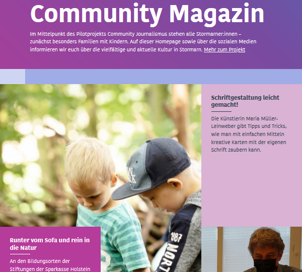 Community Magazin